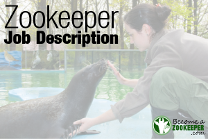 Zookeeper Position Description